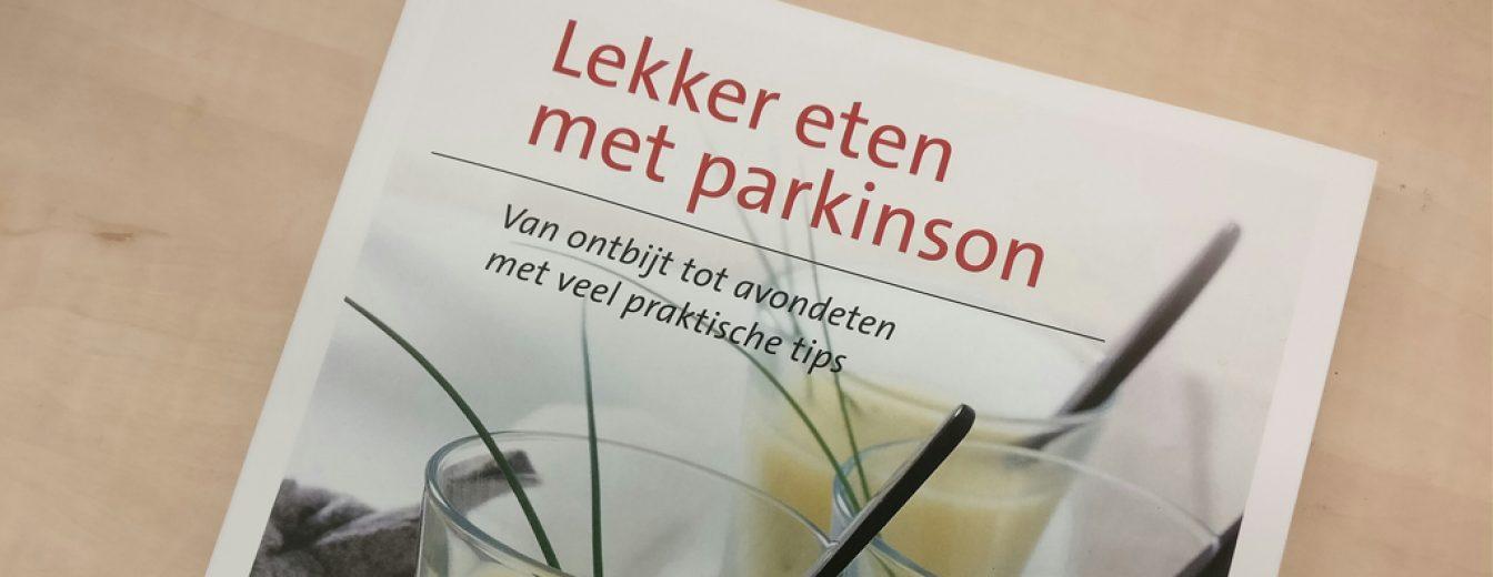 Afbeelding voor Eerste kookboek voor mensen met de ziekte van Parkinson