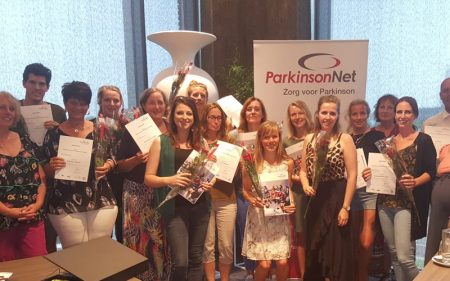 Thumbnail for Basisscholing 2019: 273 nieuwe ParkinsonNetzorgverleners!