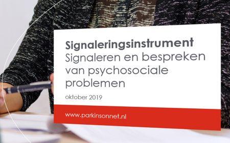 Thumbnail for Signaleringsinstrument voor psychosociale zorg nu beschikbaar
