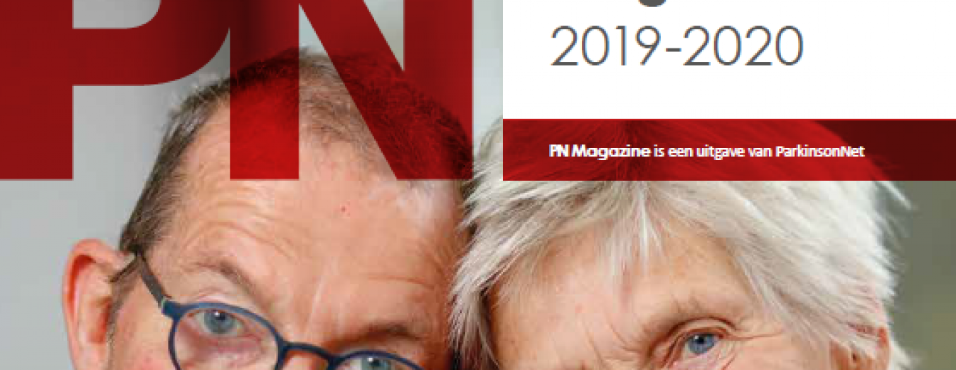 Afbeelding voor PN Magazine 2020 bestellen en bekijken