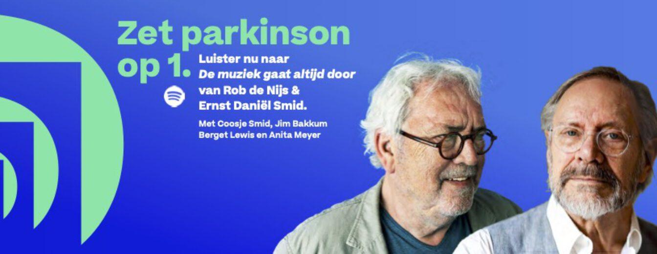Afbeelding voor SPN gaat over in nieuw fonds ParkinsonNL
