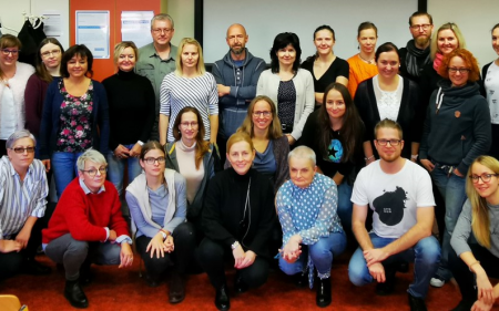Thumbnail for ParkinsonCare network launched in Czech Republic