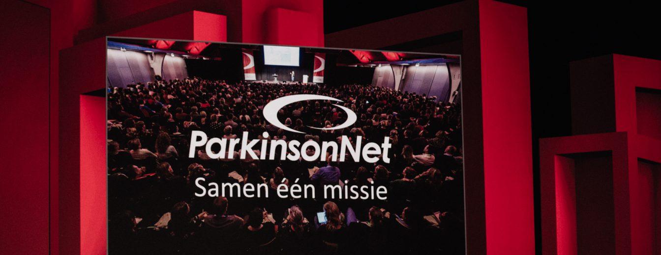 Afbeelding voor ParkinsonNet congres 2019 impression