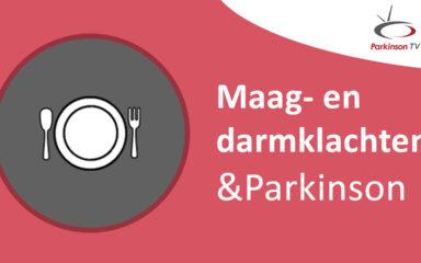 Afbeelding voor  Maag- en darmklachten & Parkinson