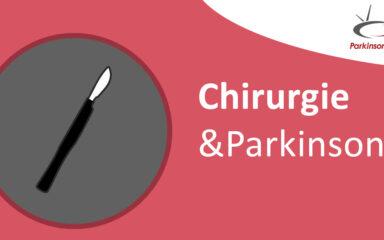 Afbeelding voor  Chirurgie & Parkinson