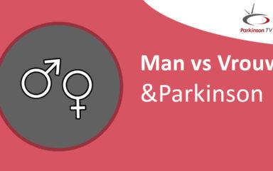 Afbeelding voor  Man vs Vrouw & Parkinson