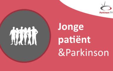Afbeelding voor  Jonge patiënt & Parkinson