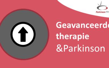 Afbeelding voor  Geavanceerde therapie & Parkinson