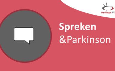 Afbeelding voor  Spreken & Parkinson