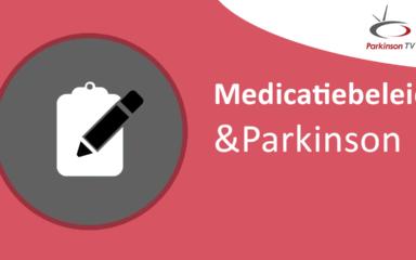 Afbeelding voor  Medicatie(beleid) & Parkinson