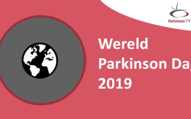 Afbeelding voor  Het gezicht van parkinson – Wereld Parkinson Dag 2019